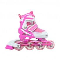 Роликовые коньки Maraton M11 (32-35) Pink