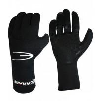 Перчатки для гидрокостюма мокрого Esclapez Caranx gloves 3 mm size 3 (2B3133)