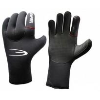 Перчатки для гидрокостюма мокрого Esclapez SNIPER gloves 1.5mm S4 (2BB14)