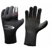 Перчатки для гидрокостюма мокрого Esclapez Sniper gloves 5 mm size 3 (2E3453)