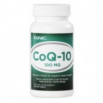 Коэнзим GNC CoQ-10 100MG (60 softgels)