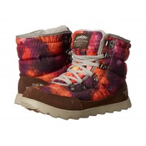 Треккинговые ботинки The North Face THERMOBALL LACE (Женск.) DXR-Tessellated Floral/Deep  Brown (201