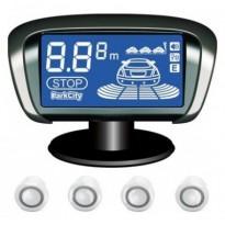 Парковочные радары ParkCity Paris 418/301L Silver