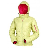 Куртка комбинированная Millet BELAY DEVICE JKT ACID GREEN (разм.XXL)
