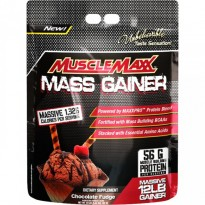 Гейнер AllMax Muscle Maxx Mass Gainer Chocolate (5.44kg)