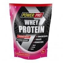 Протеин сывороточный Power Pro 1000 g ,вкус клубника