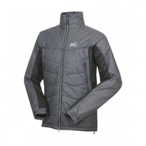 Куртка комбинированная Millet Shark BELAY JKT CHARCOAL/NOIR разм.S