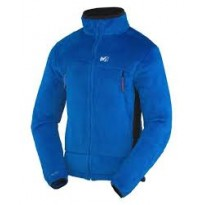Флис спортивный Millet Polartec Polartec LD GREAT ALPS JKT DEEP WATER (разм.L)