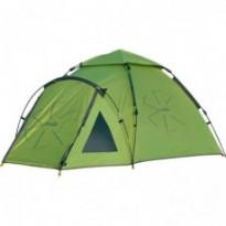 Палатка полуавт. Norfin HAKE 4 NF 4-х мест. 2-шаров. (3000мм / FG / (50)+250+(65х290х120см )