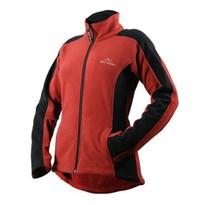 Спортивная куртка  женская Fjord Nansen NORI Micropile 150 paprica/black (разм. L)