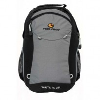 Рюкзак Feel Free WAITUTU 25L  BLACK/GREY