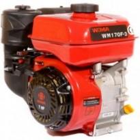 Двигатель бензиновый WEIMA  WM170F-3 NEW (1800об/мин, шпонка), бензин 7.0 л.с.
