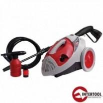 Мойка высокого давления Intertool DT-1504 ( 1500Вт, 6 л/мин, 75-135бар