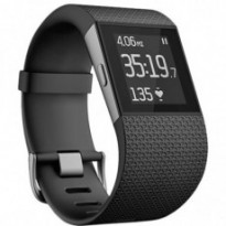 Фитнес-трекер Fitbit Surge Large for Android/iOS Red (FB501TAL)