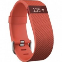 Фитнес-трекер Fitbit Charge HR Small for Android/iOS Tangerine (FB405TAS)