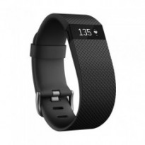 Фитнес-трекер Fitbit Charge HR Small for Android/iOS Black (FB405BKS-EU)