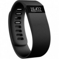 Фитнес-трекер Fitbit Charge HR Large for Android/iOS Black (FB405BKL-EU)