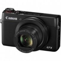 Цифровой фотоаппарат Canon Powershot G7 X c Wi-Fi