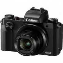 Цифровой фотоаппарат Canon PowerShot G5X