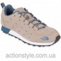 Кроссовки The North Face HH RETRO SNEAKER (Женск.) ANX-Atmosphere Grey/Indian TEAL Blue рр.6