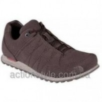 Кроссовки The North Face HH MNT SNEAKER CANVAS (Мужск.) WL4-TNF Black/Griffin Grey рр.11