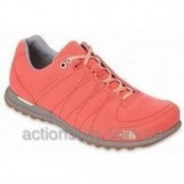 Кроссовки The North Face HH MNT SNEAK CANV (Женск.) AT C-Rocket Red/CHIFFON Yellow рр.9