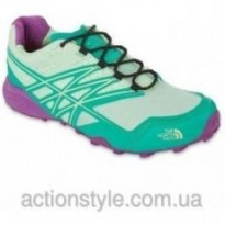 Кроссовки The North Face ULTRA MT (Женск.) AQR-Griffin Grey/GLO Pink рр.6
