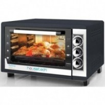 Духовка электро Housetech 15003 black