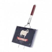 Двойная хромированная решетка Grill Me BQ-022