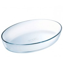 Форма для зепекания Pyrex Essentials форма стекл. овал. 25 см *17х6см (1,6л) (222B000)