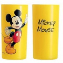 Стакан детский Luminarc Disney Mickey Colors желт. 270 мл (H6105)