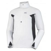 Пуловер флисовый Millet TECH STRETCH PO Lilly white разм. XXL