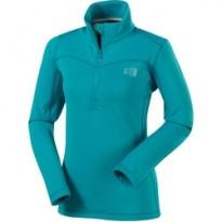 Пуловер флисовый Millet TECH STRETCH PO Macaw green (разм. S)