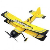 Самолет Dynam Pitts model 12 3D Brushless RTF 1067 мм 2,4 ГГц (DY8947-Yellow RTF)