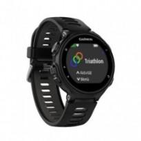 GPS часы для тренировок Garmin Forerunner 735 Black & Gray Run Bundle (+ датчик ЧСС)