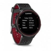 GPS часы для тренировок Garmin Forerunner 235 Black & Frost Blue (+ датчик ЧСС)