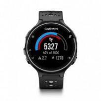GPS часы для тренировок Garmin Forerunner 230 Black & White Bundle (+ датчик ЧСС)