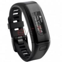 Спортивный браслет Garmin Vivosmart HR Black, Regular (+ датчик ЧСС)