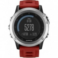 Туристический навигатор Garmin fenix 3, Silver Performer Bundle