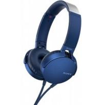 Наушники Sony MDRXB550APL.E Blue