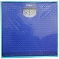 Весы напольные West WSM 122 BL