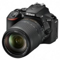 Цифровой фотоаппарат Nikon D5600 Kit 18-140VR