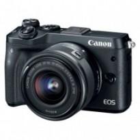 Цифровой фотоаппарат Canon EOS M6 + 15-45 IS STM Kit Black