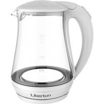 Электрочайник Liberton LEK-1751 white