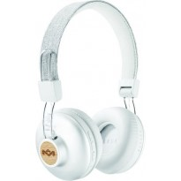 Наушники накладные House of Marley Bluetooth Positive Vibration BT Silver (EM-JH133-SV)