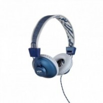 Наушники накладные House of Marley Bluetooth Positive Vibration 2.0 Denim (EM-JH121-DN)