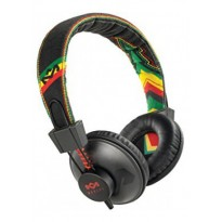 Наушники накладные House of Marley Positive Vibration Rasta (EM-JH011-RA)