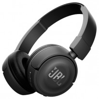 Наушники накладные Bluetooth JBL T450 BT Black (JBLT450BTBLK)
