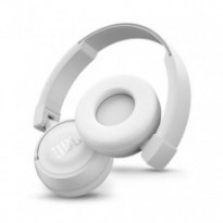 Наушники накладные Bluetooth JBL T450 BT White (JBLT450BTWHT)