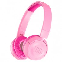 Наушники накладные JBL Bluetooth Kids Series JR 300 BT pink (JBLJR300BTPIK)